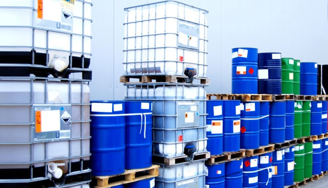 Danh mục các hóa chất dành cho ngành công nghiệp