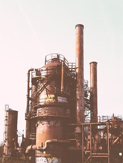 Công ty Hóa chất và Thiết bịViệt Hưng - Thiết kế, lắp đặt hệ thống phu bọc tại nhà máy đạm Cà Mau