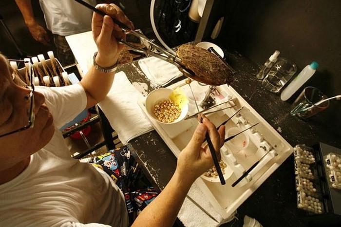 Dung môi tách vàng cực nhanh từ rác thải điện tử